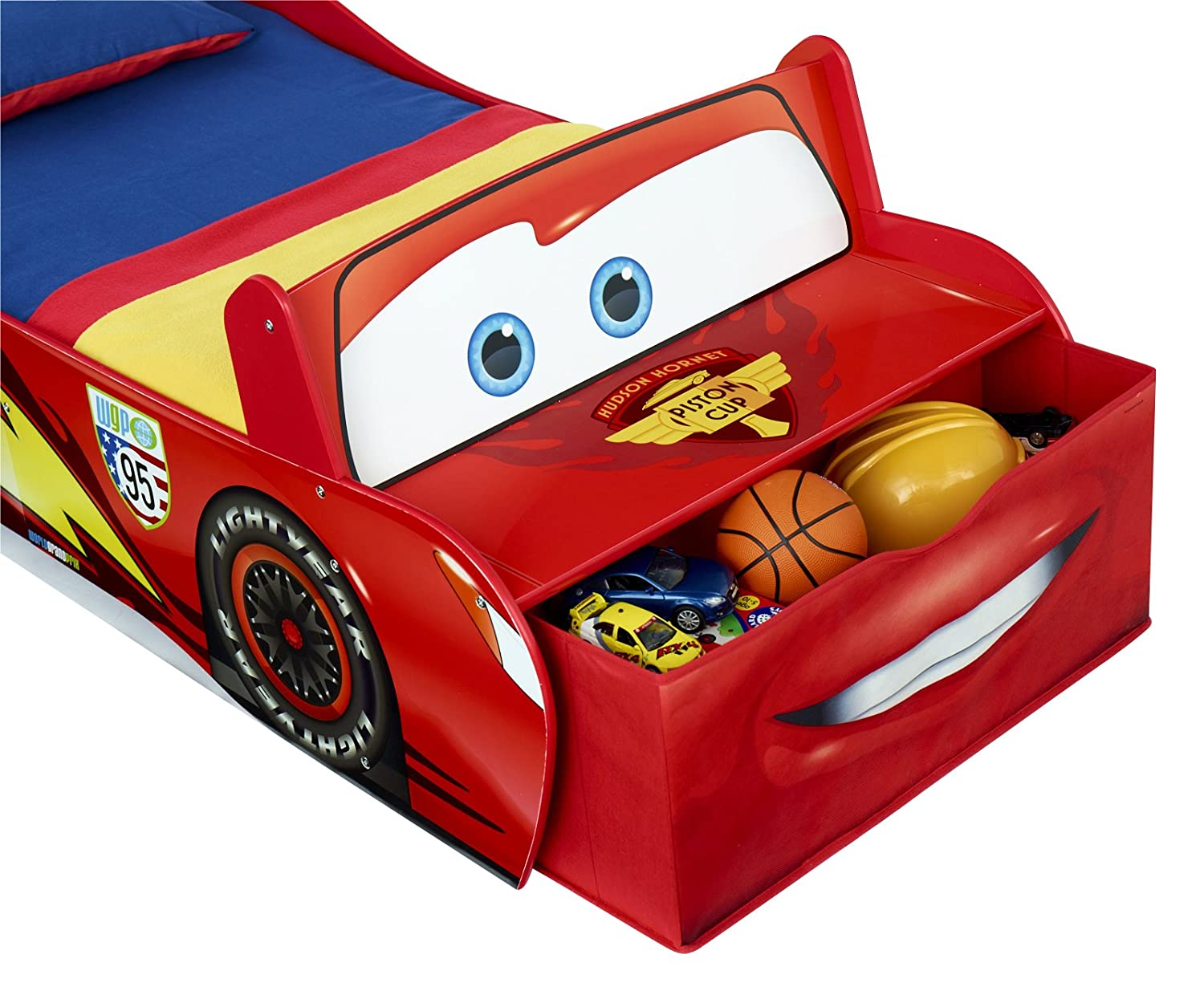 sc 1 st  Amazon UK : lighting mcqueen bed - azcodes.com