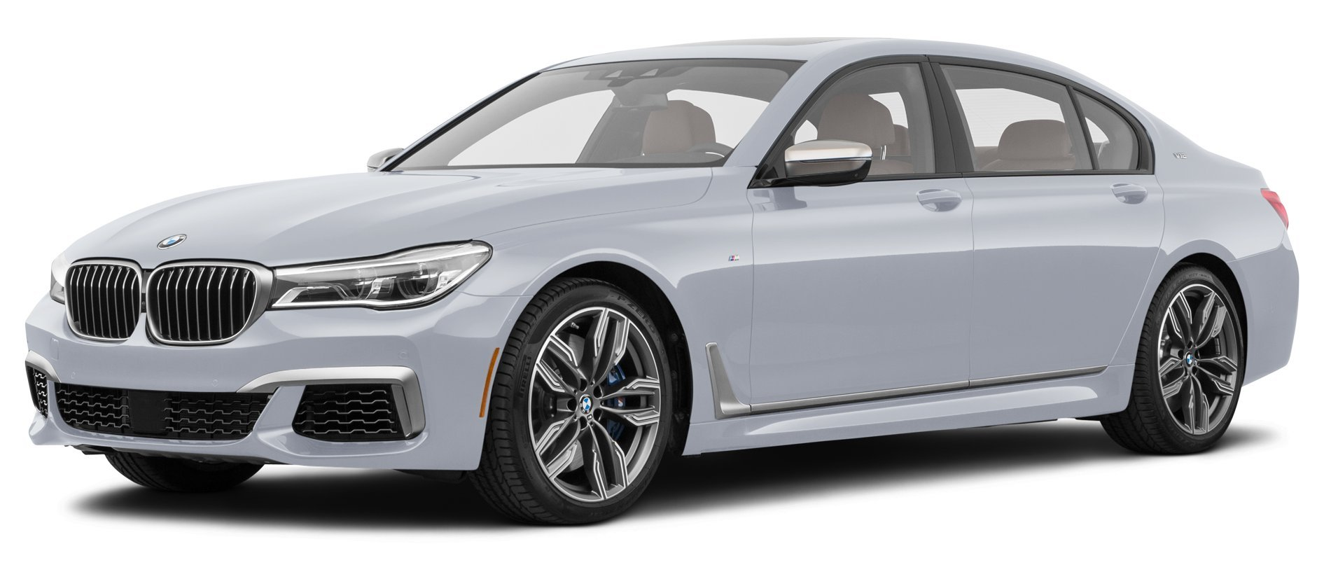 2017 Bmw M760i Xdrive Reviews Images And Specs Vehicles Auto Repair 735i 1986 Electrical Alpina B7 Sedan