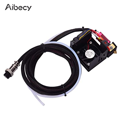 Aibecy - Kit de extrusora de 1,75 mm con boquilla de 0,4 mm, doble ...
