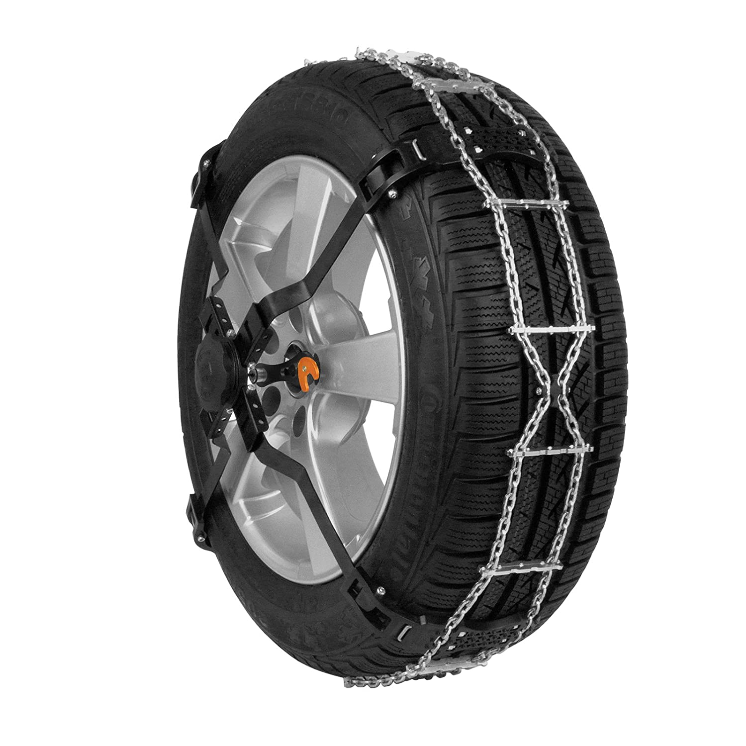 RUD 4716735 Snow Chains Centrax Comfort Mounting N894 Set of 2