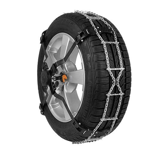 RUD 4716731 Cadenas para la nieve Centrax para Turismo, tamaño N890, set de 2: Amazon.es: Coche y moto