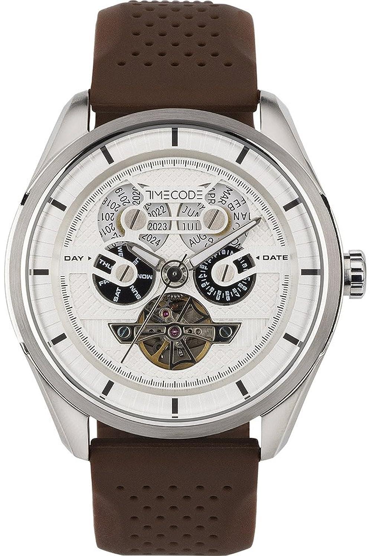 Timecode Gravity 1687 Herren-Armbanduhr Analog Automatik TC-1017-01