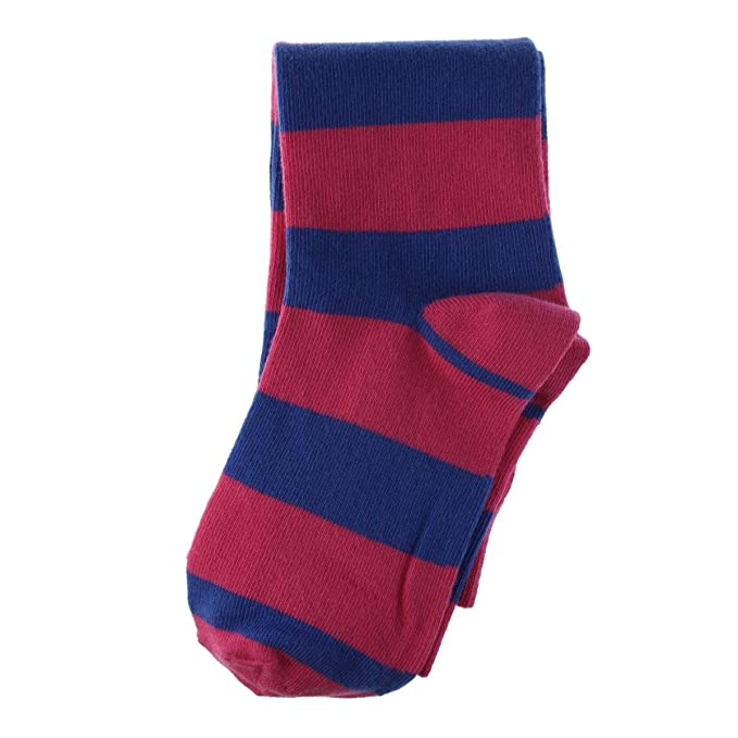 8d6d8cbd8f8 Image Unavailable. Image not available for. Color  Ralph Lauren Girls  Striped Knee-High Socks ...