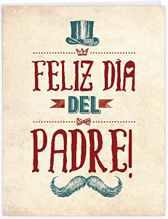 Nobleworks Tarjeta De Felicitación Para Papás 8 5 X 11 Pulgadas Tarjeta Grande Para Papás Tarjeta Con Sobre Feliz Dia Del Padre J6756fdg Sl Office Products