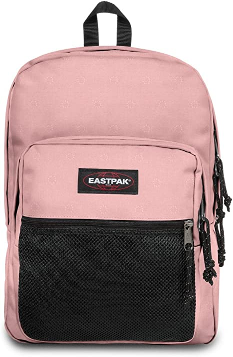 Eastpak Pinnacle Polyamide Rose Sac à Dos Sacs à Dos (Polyester, Rose, Uniforme, Poche Frontale, Fermeture éclair, 320 mm)