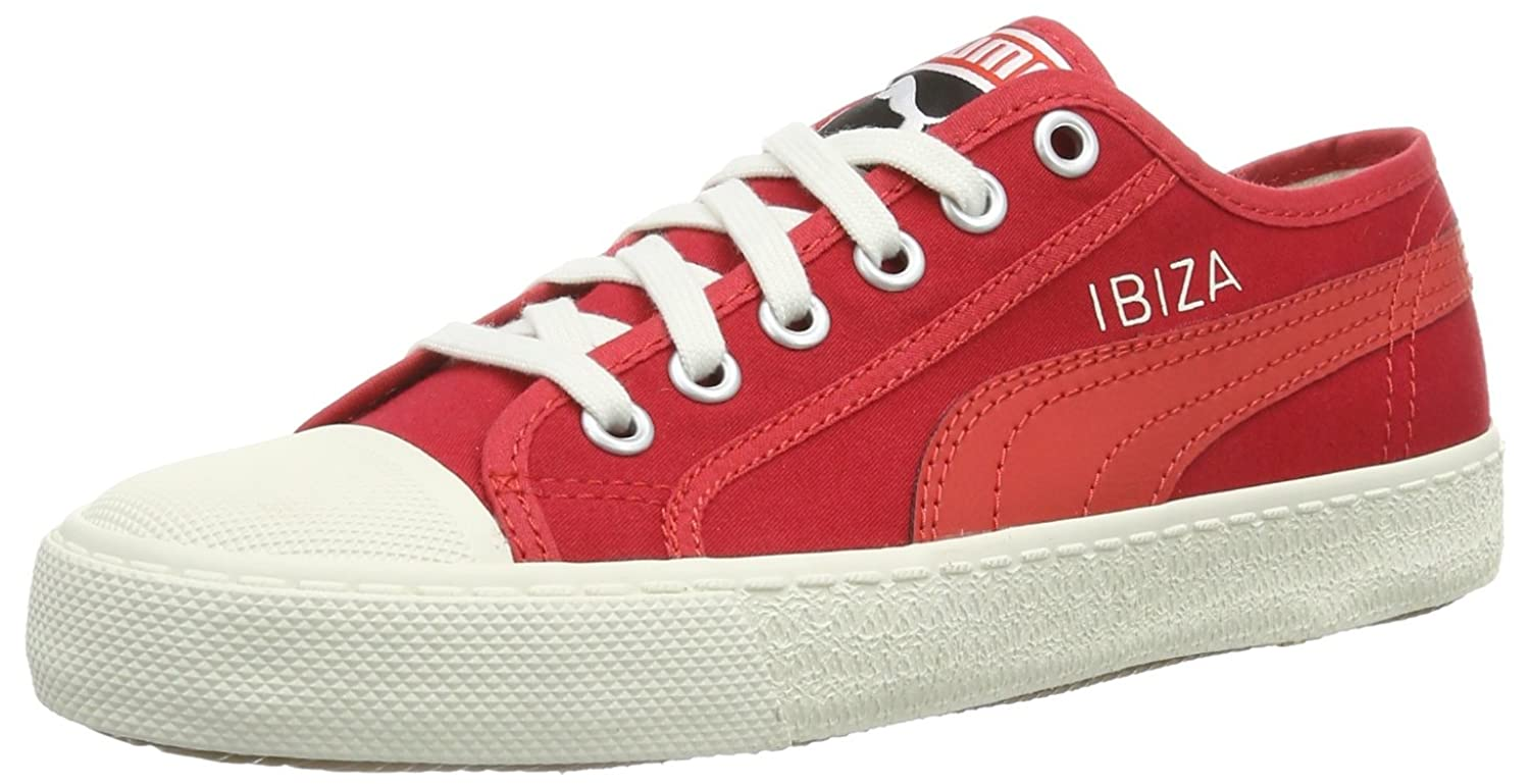 Puma Sneaker Ibiza NM#1 Unisex, Unisex adulto, Rosso (Rot (high risk red 01)), 44
