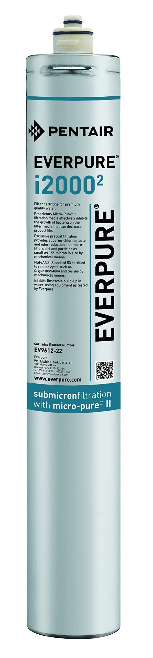 Everpure EV9612-22 i2000^2 Filter Cartridge