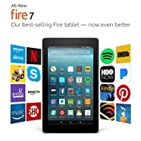 Amazon.com deals on All-New Fire 7 8GB 7-inch Tablet with Alexa and Special Offers