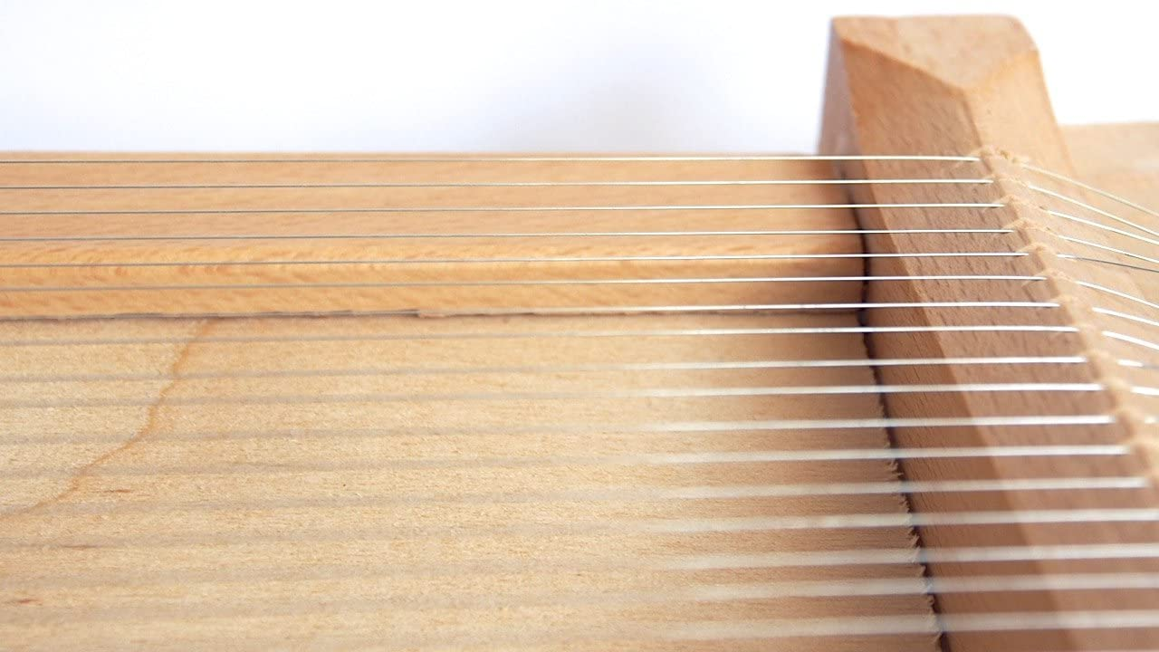 Guitarra cortapastas para espagueti, 46 x 22,5 cm: Amazon.es ...