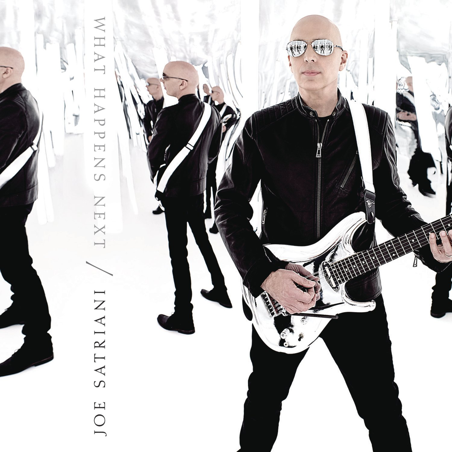 What Happens Next: Satriani, Joe: Amazon.es: Música