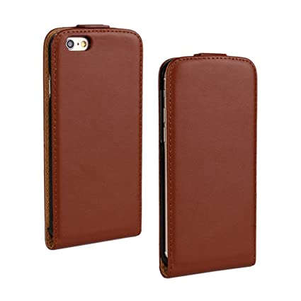 Amazon.com: Leather Flip Coque Case for iPhone 3 3G 3GS 4s ...
