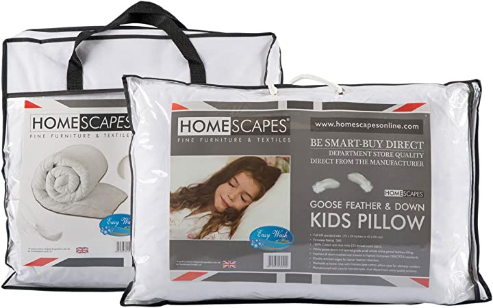 10.5 Tog Duvet and Pillow Set