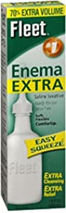 Enema Fleet - 7.8 oz. 19 Gram / 7 Gram Strength Monobasic Sodium Phosphate/Dibasic Sodium Phosphate