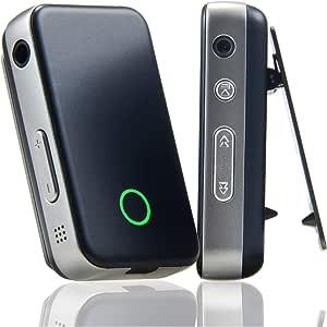 EarStudio ES100 MK2-24bit Portable High-Resolution Bluetooth Receiver/USB DAC/Headphone Amp with LDAC, aptX HD, aptX, AAC (3.5mm Unbalanced & 2.5mm Balanced Output)