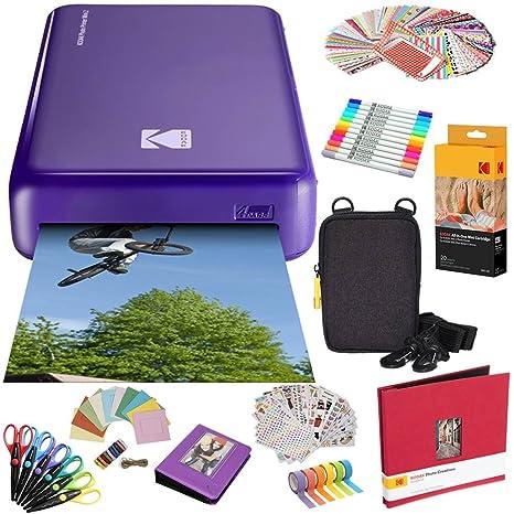 Kodak: paquete con todo incluido de impresora fotográfica ...