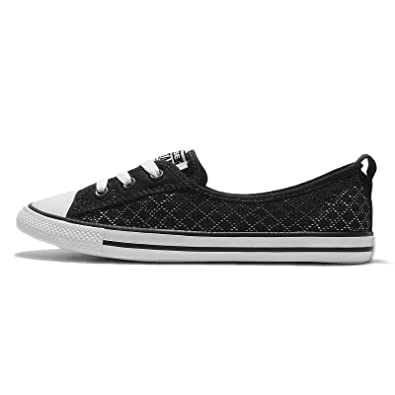 229cb4ea164280 Converse Women s Chuck Taylor All Star Ballet Lace