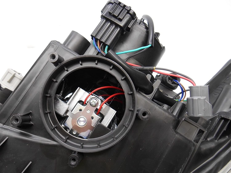 OEM Infiniti FX35 Right Passenger Side HID Headlamp w//Bulb 26010-CG026