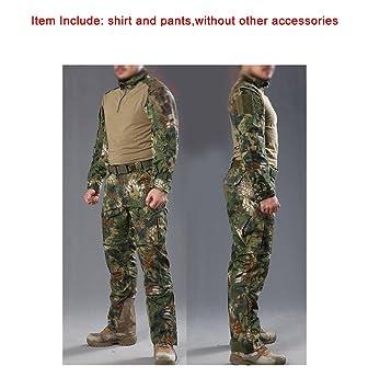 Worldshopping4U Tactical para Hombre - Pantalones para ...