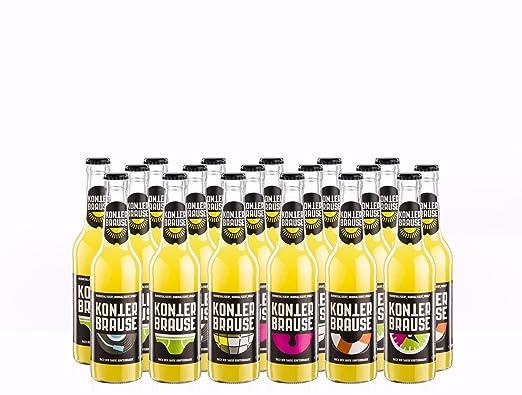 18 Pack Konterbrause. Elektrolyt-Vitamin-Brause (18 x 0,33Liter ...