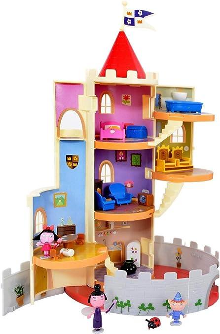 Amazon.com: Ben & Holly s Little Kingdom Little castillo ...