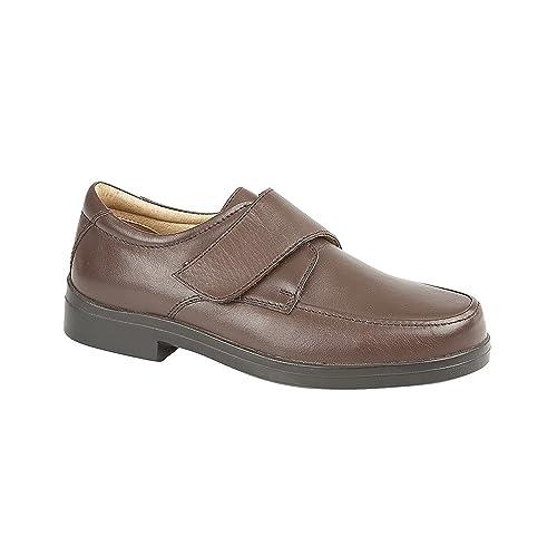 Roamers extra largo chiusura al tocco scarpe casual uomo 16d3d41c1f7