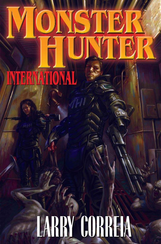 International Monster Hunter Larry Correia product image