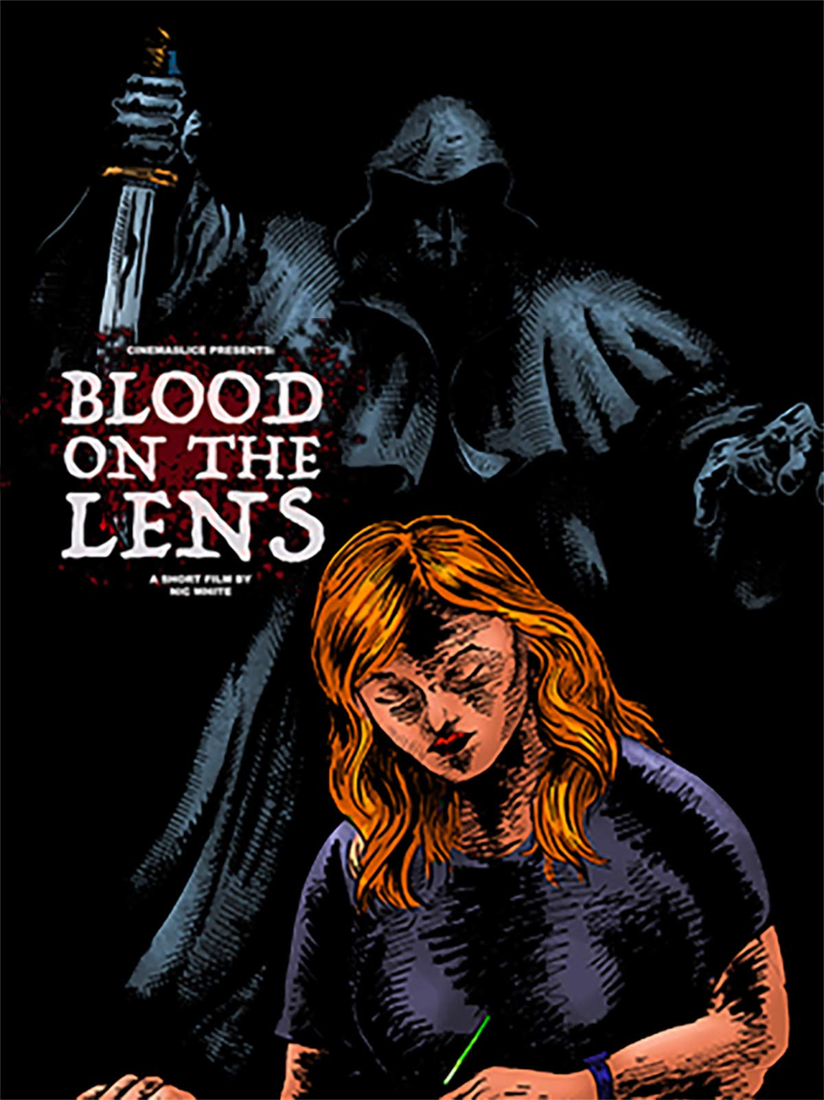 Blood on the Lens on Amazon Prime Instant Video UK