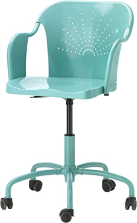 Zigzag Trading Ltd Ikea Roberget Swivel Chair Turquoise Amazon Co Uk Kitchen Home