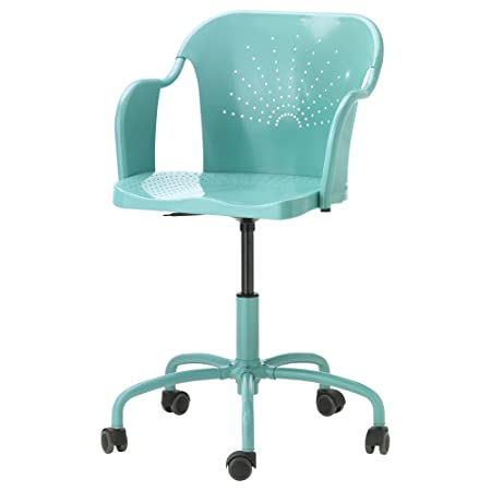 Lovely IKEA ROBERGET - Swivel chair Turquoise: Amazon.co.uk: Kitchen & Home FH61