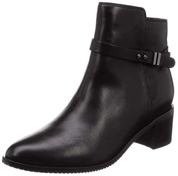 58507f0deb8 Clarks Womens Poise Freya Leather Ankle Boots 26136006: Amazon.co.uk ...