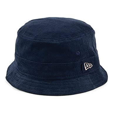 c9a014bd69 New Era Corduroy Bucket Hat - Navy Navy X-Large  Amazon.co.uk  Clothing