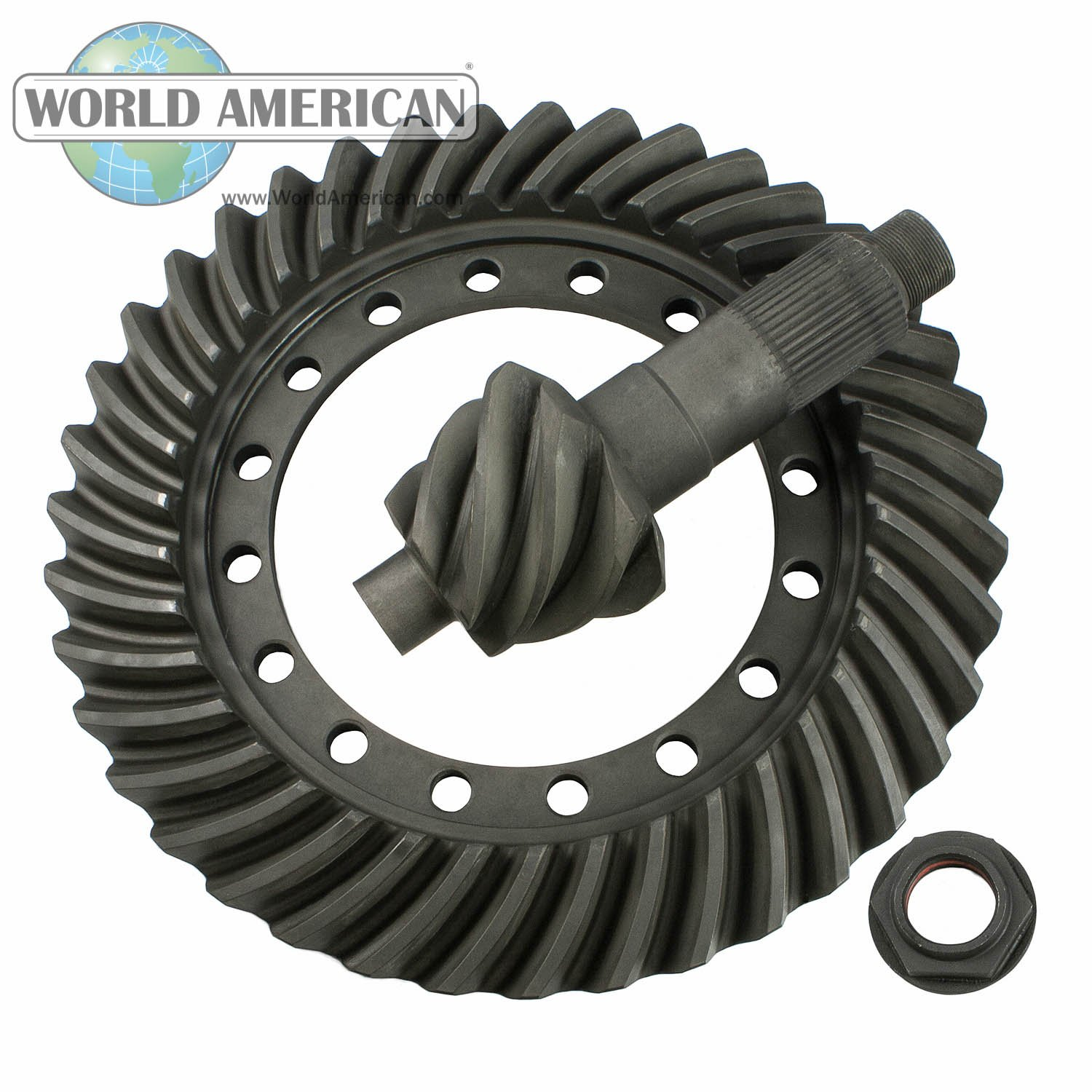 World American 513366 Eaton Ring and Pinion RS404 4.33 Ratio