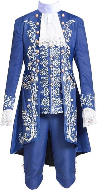Amazon.com: ZYHCOS - Disfraz de Príncipe Bestia de Halloween ...