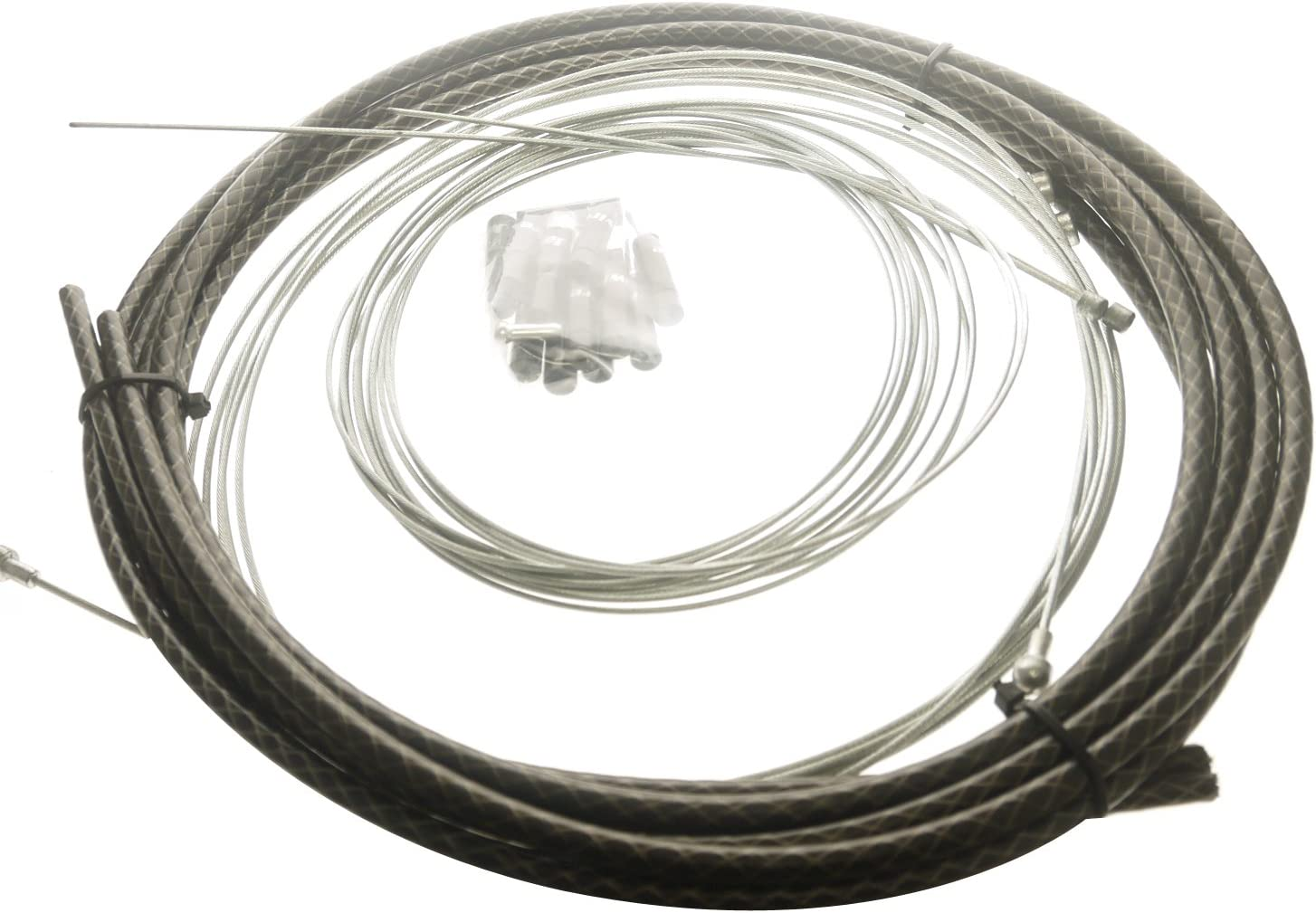 cable Braided housing kit-*OEM*-Braided Black New Jagwire brake shifter