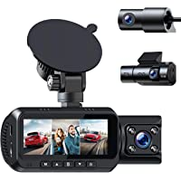 Deals on TOGUARD 3 Channel 4K Dash Cam for Cars