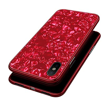 Amazon.com: iPhone X funda de absorción magnética carcasa ...