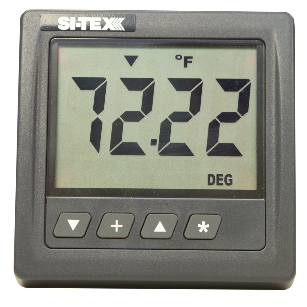 SI-TEX SST-110 Sea Temperature Gauge - No Transducer (40797)