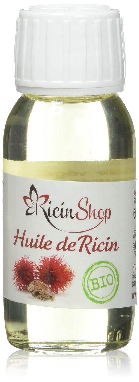manelya aceite de ricino Bio 60 ml - juego de 2: Amazon.es ...