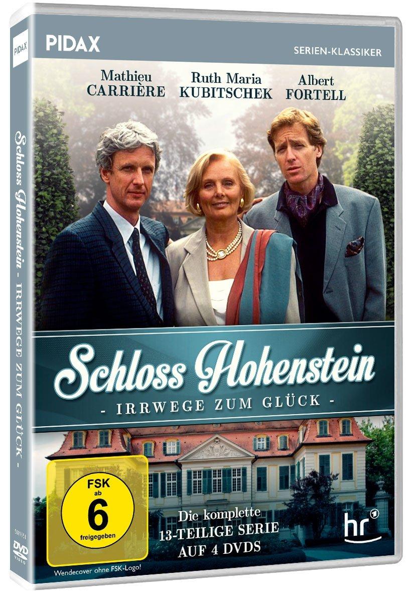 Schloss Hohenstein Irrwege Zum Glück Die Komplette 13