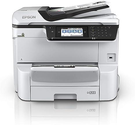 Epson Workforce Pro WF-C8690DWF Inyección de Tinta 35 ppm 4800 x ...