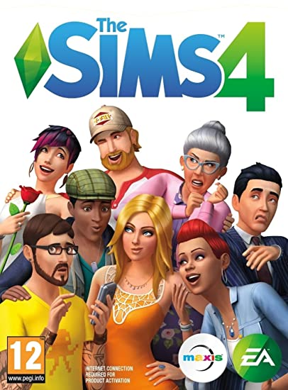The Sims 4   Standard Edition [Pc Code   Origin] by Electronic Arts