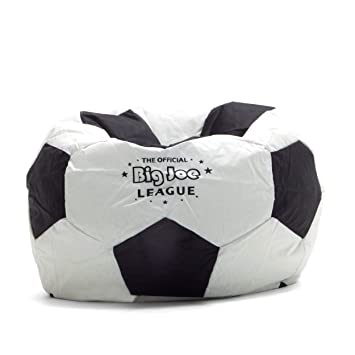 Swell Buy Big Joe Soccer Bean Bag With Smart Max Fabric Online At Machost Co Dining Chair Design Ideas Machostcouk