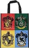Large Plastic Harry Potter Favour Bag, 33cm x 28cm