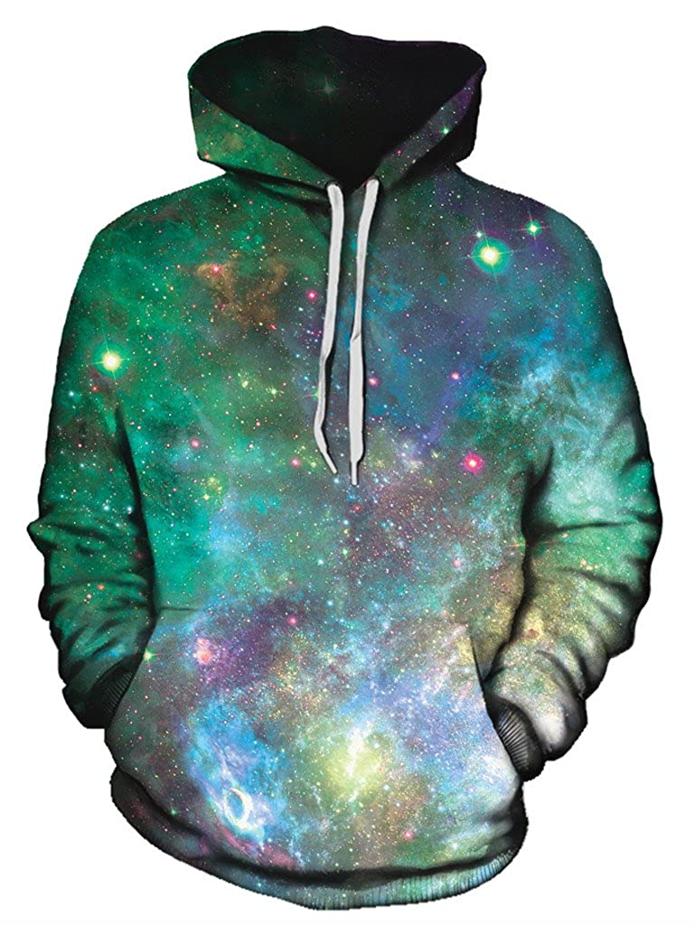 Premium All Over Print Graphics Gratefully Dyed Confetti Cloud Hoodie