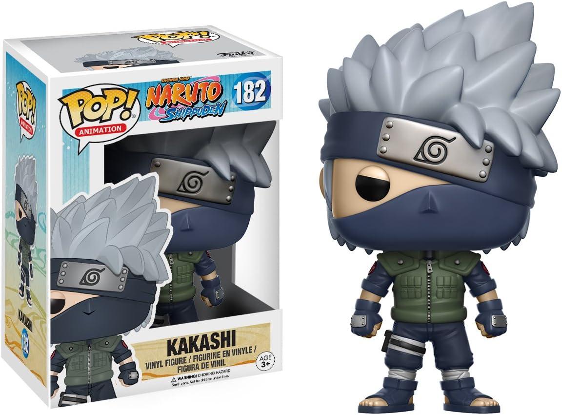 Kakashi Pop Vinyl FunKo Free Shipping! Naruto
