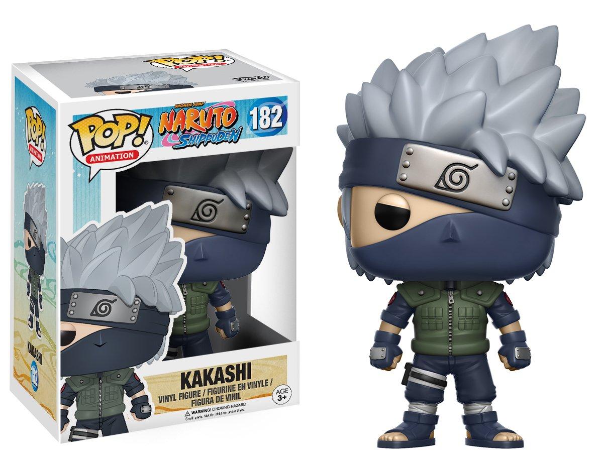 Funko POP Anime: Naruto Shippuden Kakashi Toy Figure by Funko