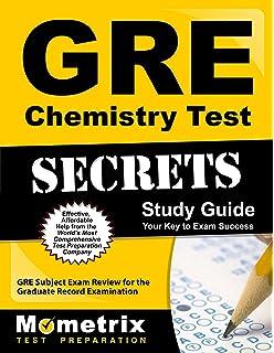 Gre Chemistry Pdf