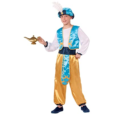 Forum Novelties Arabian Prince Costume, Medium: Toys & Games