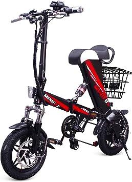 ENGWE eBike Mini Bicicleta eléctrica Plegable de 250 W con batería ...