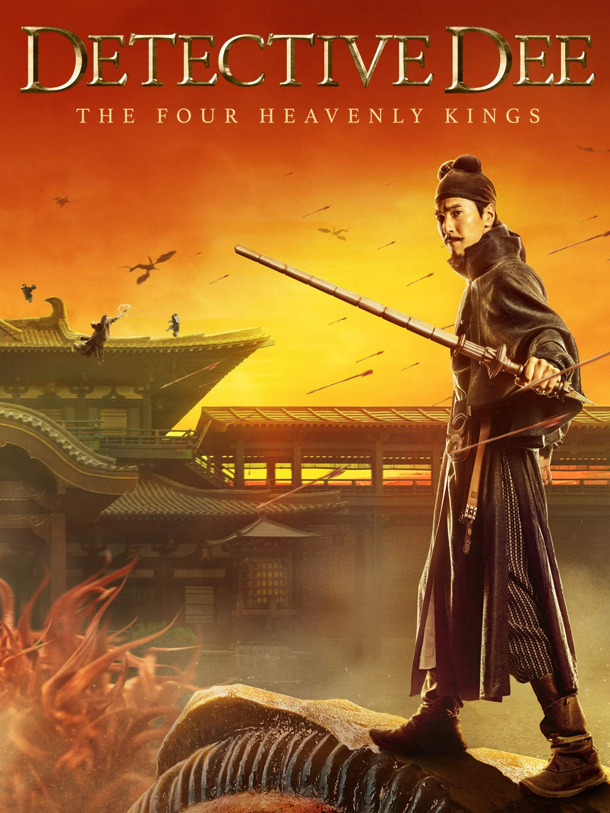 Amazon com: Watch Detective Dee: The Four Heavenly Kings | Prime Video
